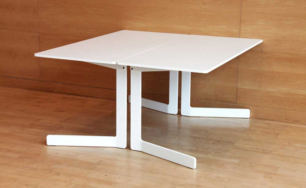 White Folding Tables Style And Design